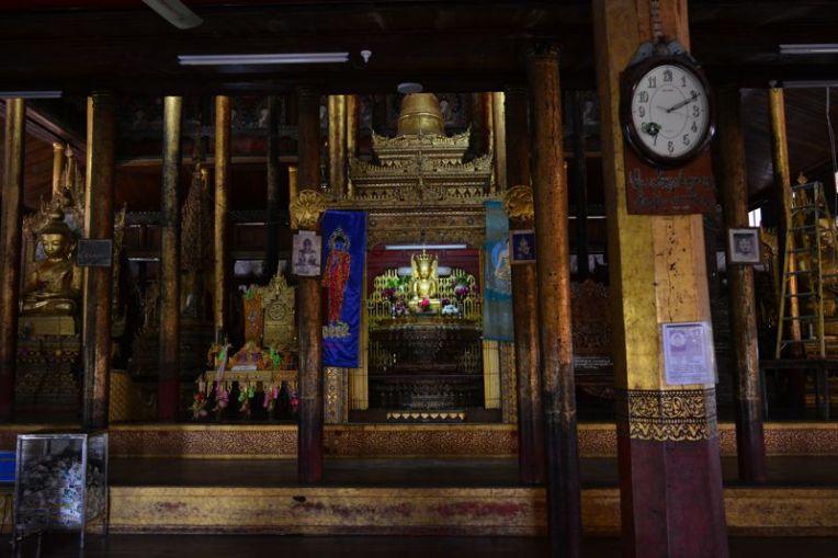 Monastério Nga Phe Kyaung