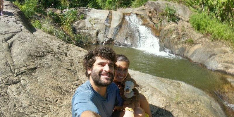 Cachoeira de Mo Paeng, Pai