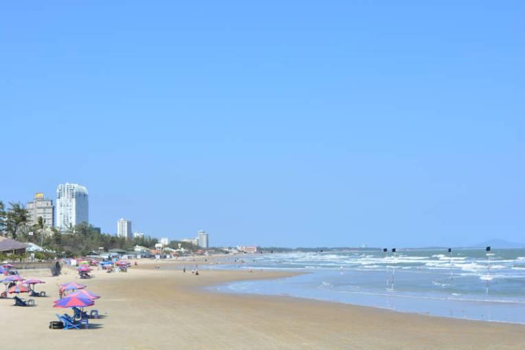 Praia de Vung Tau