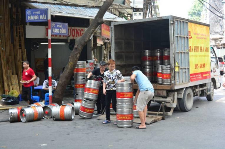 Bia Hoi, Hanói