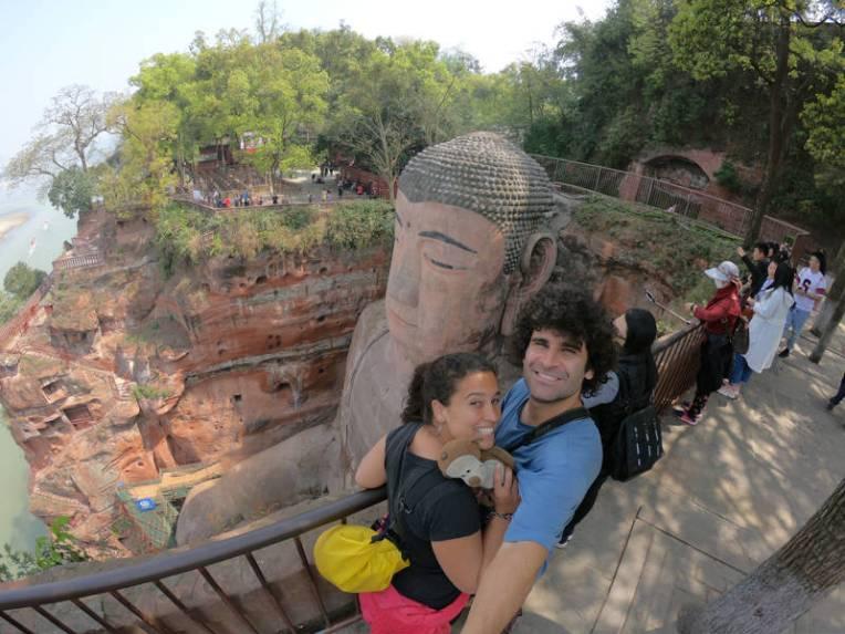 Buda de Leshan, China