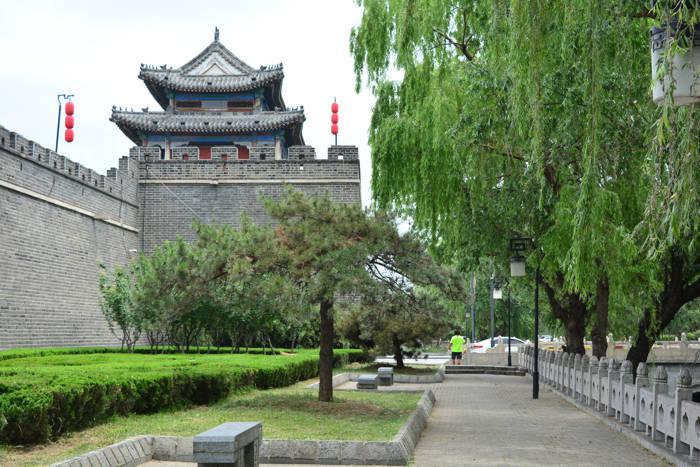 Qufu - a cidade de Confúcio