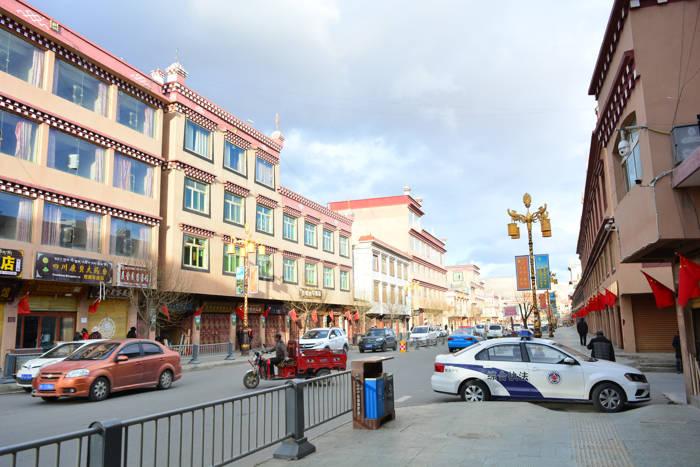 Litang, China