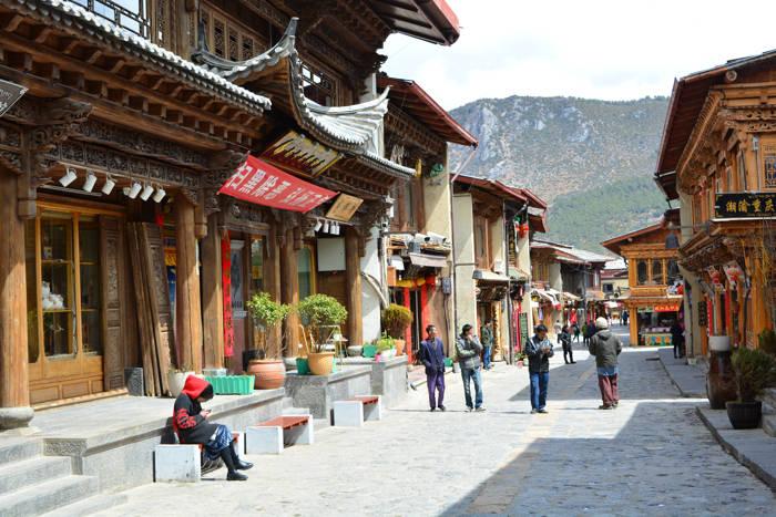 Shangri la, China