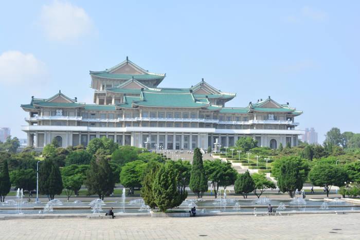 Biblioteca da Coreia do Norte