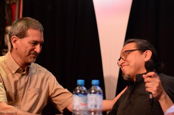 Raúl R. Romero y Julio Mendívil