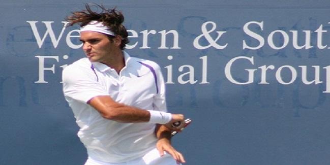 Top 10 atletas mais bem pagos do mundo - Roger Federer