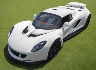 Top 10 carros mais rápidos do mundo
