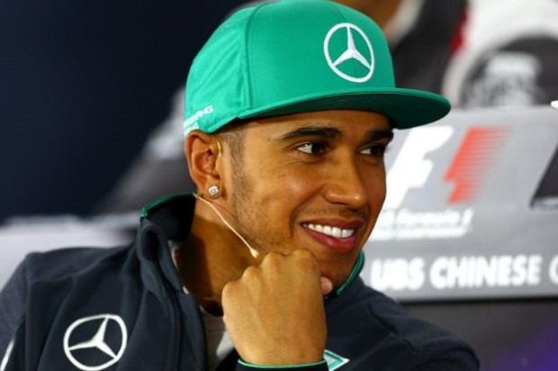 Top 10 atletas mais bem pagos do mundo - Lewis Hamilton