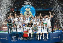 Top 10 clubes com mais títulos internacionais - Real Madrid