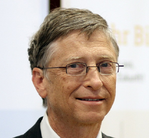 Top 10 homens mais ricos do mundo - Bill gates