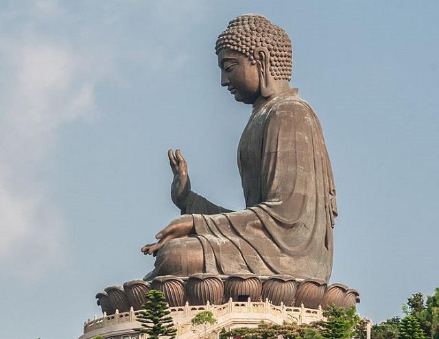 Top 10 maiores religiões do mundo - Budismo