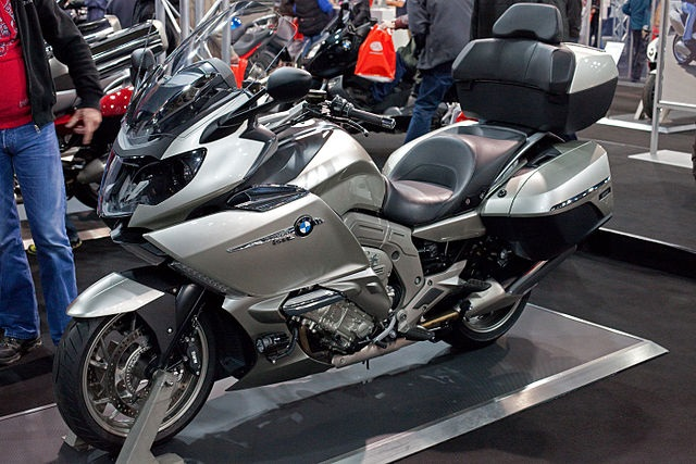 Top 10 motos mais caras do Brasil - BMW K 1600 GTL