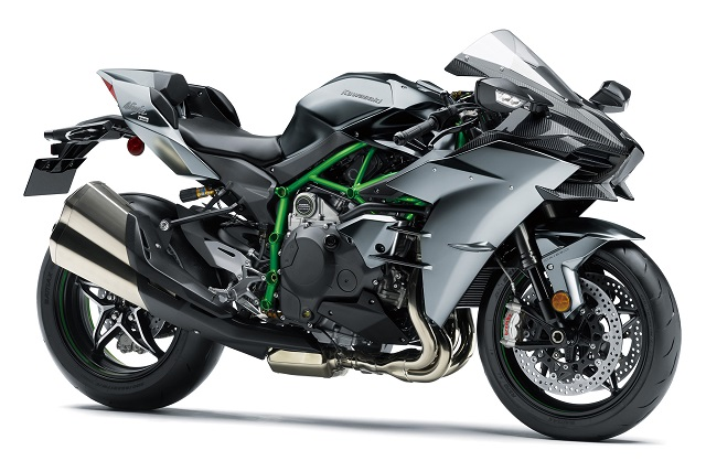 Top 10 motos mais caras do Brasil - Kawasaki Ninja H2 Carbon