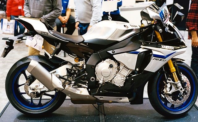 Top 10 motos mais caras do Brasil - Yamaha YZF R1M