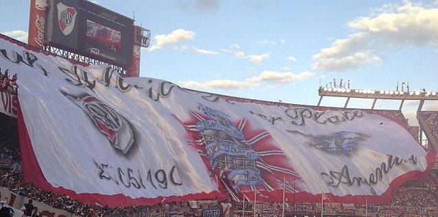 Top 10 clubes com mais títulos internacionais - River Plate