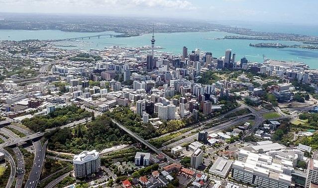 Top 10 países mais ricos do mundo - Nova Zelândia