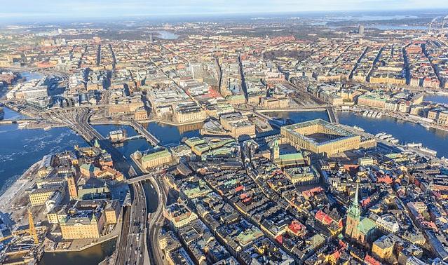 Top 10 países mais ricos do mundo - Suécia