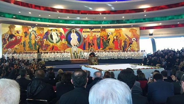 Top 10 maiores igrejas católicas do mundo - Caminho Neocatecumenal