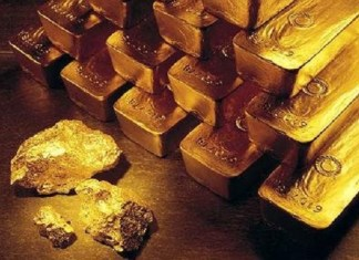 Top 10 elementos mais caros do mundo - Ouro