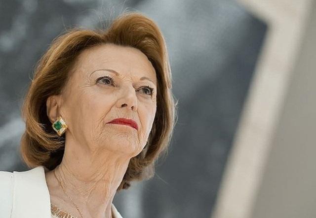 Top 10 mulheres mais ricas do mundo - Maria Franca Fissolo