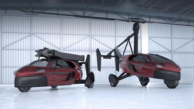 Top 10 veículos mais incríveis do mundo - Pal-V