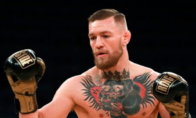 Top 10 atletas mais bem pagos do mundo - Floyd Mayweather - Conor McGregor