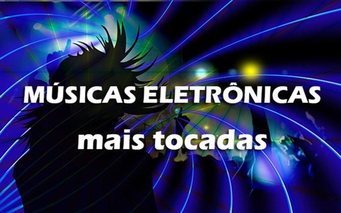 Top 10 músicas Eletrônicas mais tocadas em 2021 (Janeiro)