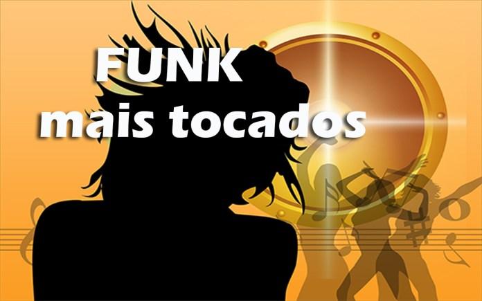Top 10 músicas de Funk mais tocadas em 2021 (Janeiro)