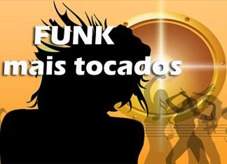 músicas de funk mais tocadas