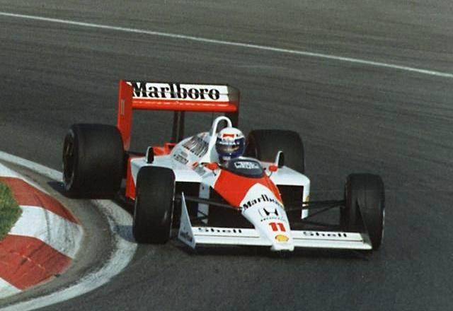 Top 10 pilotos de Fórmula 1 com mais voltas consecutivas na liderança - Alain Prost