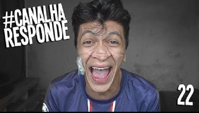 Top 10 maiores canais brasileiros do Youtube - Canal Canalha