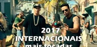 Top 50 músicas internacionais mais tocadas em 2017