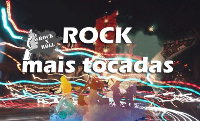 Top 10 músicas de Rock Nacional mais tocadas em 2021