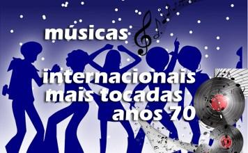Top 50 Músicas Internacionais Mais Tocadas nos Anos 70