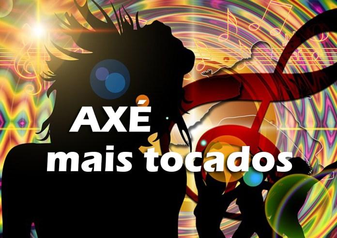 Top 10 músicas de Axé mais tocadas em 2021