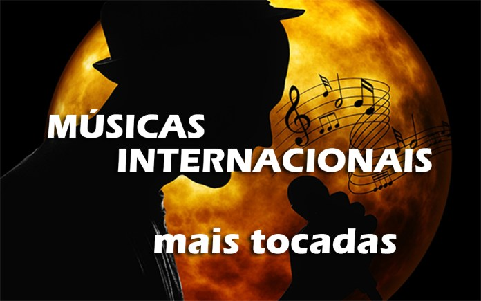 Top 10 músicas Internacionais mais tocadas em 2020 (Novembro)