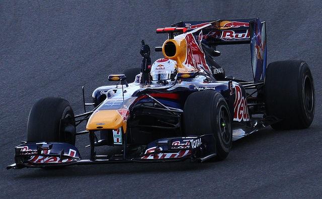 Top 10 campeões mais jovens da Fórmula 1 - Sebastian Vettel