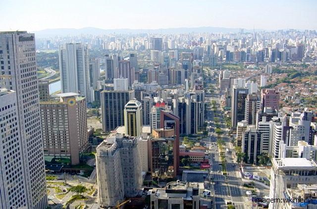 Top 10 maiores cidades do mundo - São Paulo