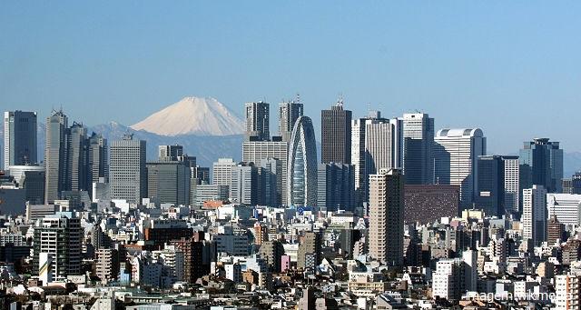 Top 10 maiores cidades do mundo - Tóquio