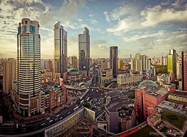 Top 10 maiores cidades do mundo - Xangai
