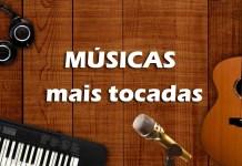 Top 10 músicas mais tocadas nas rádios do Brasil