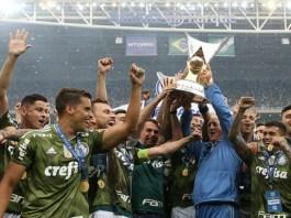 Top 10 times com mais títulos no Brasil em competições nacionais