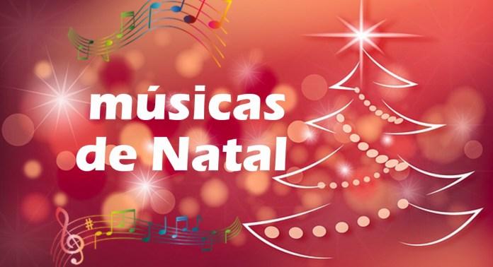 Músicas de natal mais tocadas