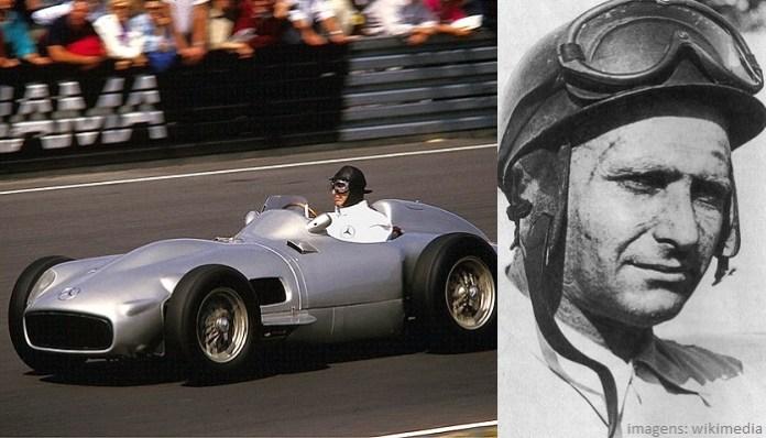 Top 10 maiores campeões da Fórmula 1 - Juan Manuel Fangio