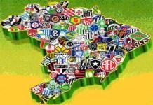 Top 10 melhores times do Brasil