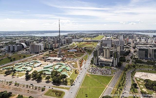 Cidades mais populosas do Brasil - Brasília