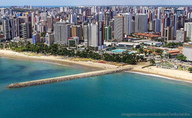 Top 10 cidades mais populosas do Brasil - Fortaleza
