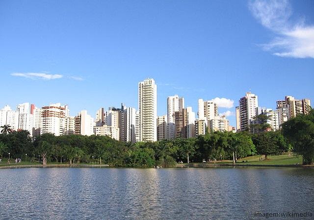 Maiores cidades do Brasil - Goiânia