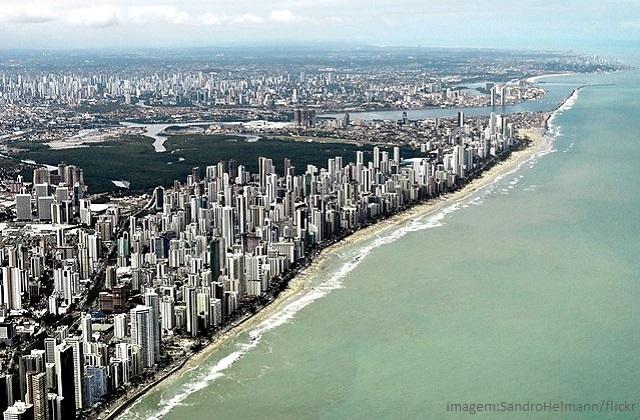 Top 10 municípios mais populosos do Brasil - Recife